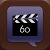 60secondreviews Movies App Store Icon
