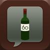 60secondreviews Wine App Store Icon